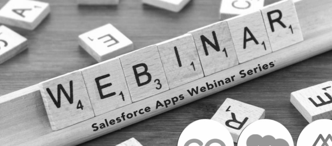 Salesforce apps webinar series whatfix